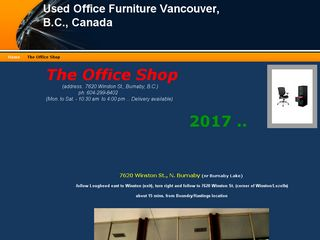 Office Furniture Vancouver