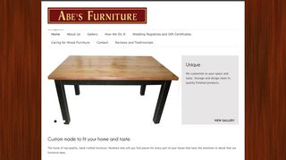Abes Wood Furniture