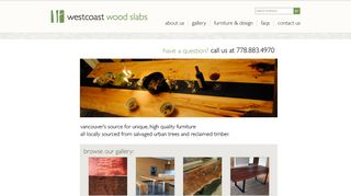 Westcoast Wood Slabs