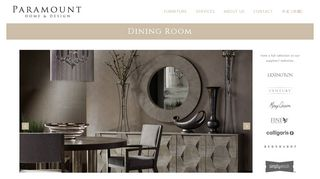 Paramount Dining Rooms