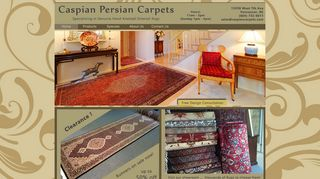 Caspian Persian Carpets