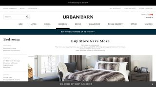 Urban Barn Bedroom Furniture