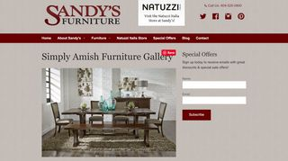 Sandy's Amish Furniture
