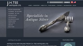Tee Antiques