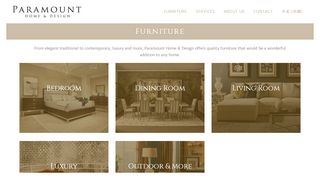 Paramount Leather Furniture