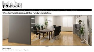 Central Office Furnishings Repair