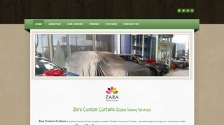 Zara Custom Curtains